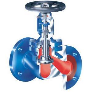 bellows seal valve