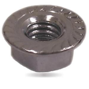 flange nuts spherical