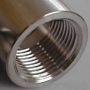 internal threaded tube
