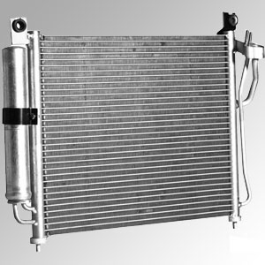 kia air conditioner condenser