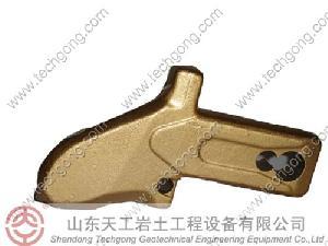 flat teeth cutter