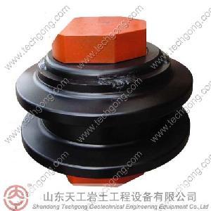 roller disc cutter tbm