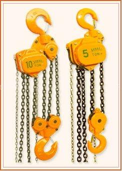chain blocks vital