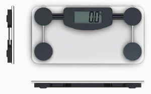 030 glass bathroom scale