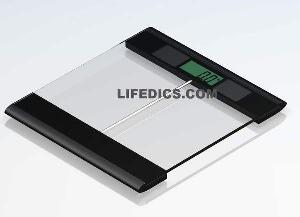 solar bathroom scale le 809so