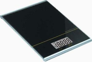 touch operation kitchen scale le k09