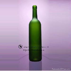 yk bottle glass frosting etching powder