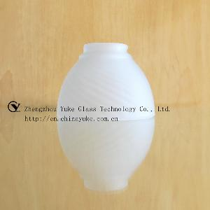 yk viii lamp glass frosting etching powder