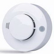 wireless hardwired smoke detector home house shop