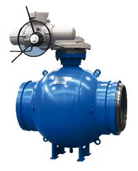 api 6d welded ball valve