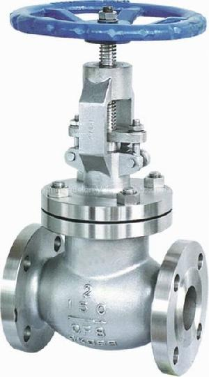 bolted bonnet globe valves