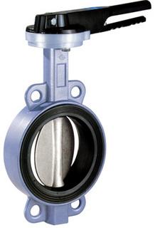 soft sealed butterfly valve