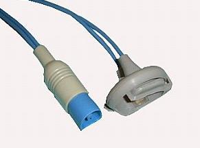 hp1193a spo2 sensor neonatal silicone warp ronseda