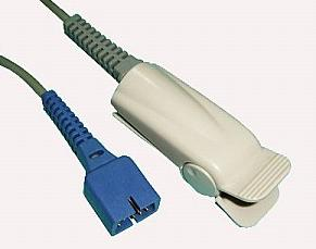 nellcor spo2 sensor adult finger clip db7pin ronseda