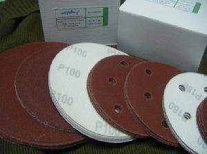 velcro discs sanding