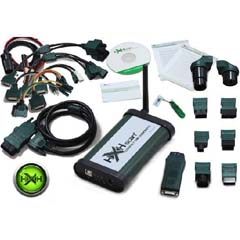 hxh scan compact car diagnostic bluetooth