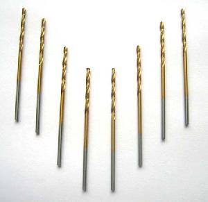 hss din338 twis forets mirco outils de coupe m2 la matière qualité supérieure