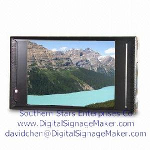 display usb pop pos video store advertising player digital signage promoti