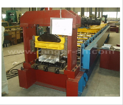 bemo sheet roll forming machine