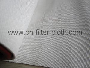 polyester short fiber filter cloth manufacture
