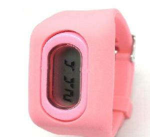 anion negative wrist silicone watch