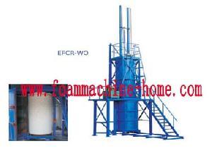 cylinder block re bonding foaming