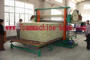 horizontal boding cutting machine