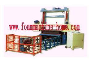 Horizontal Foam Hi-cut-precision Cutting Machine