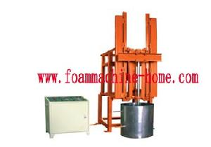 manual foam machine