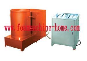 manual foaming machine
