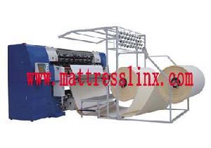 mattrass quilting machine