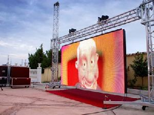 led electronic events display screen