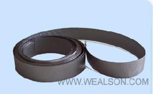 flexible graphite tape strip gasket