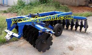 disc harrow 1bz hydraulic pressure heavy harrrow