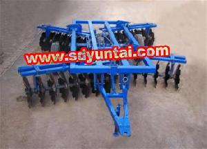 disc harrow 1bzd hydraulic pressure pair setting heavy harrrow
