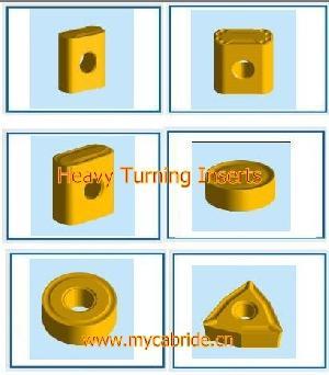heavy turning insert