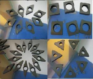 indexable insert shim carbide base plate