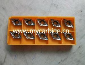 indexable inserts non ferrous alloy