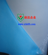 pe coated spunbond disposable medical cloth