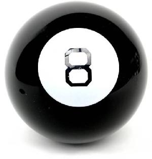 magic 8 ball oracle