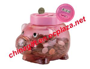 solutions digital coin counting piggy bank