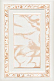 glazed ceramic wall tile