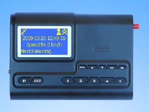embedded pc gps bus station auto announce