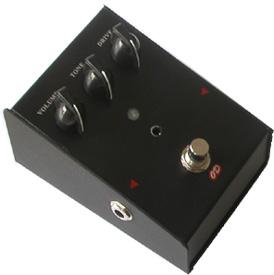 kldguitar tube scream boutique pedal