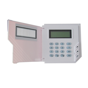 wireless lcd control keypad home alarm system