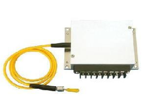 2w power 650nm hhl package fiber coupled diode laser module