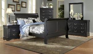 mahogany dark brown boat bedroom teak wooden indoor furniture solid