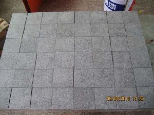 flamed g654 paving stone