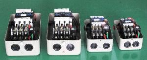 magnetic starter air compressor