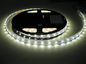 silica tube waterproof ip65 flexible smd3528 led flex stripe lights